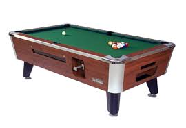 coin operated pool tables california billiard supply