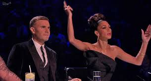 Holly Valance Lap Dance Take That U0027s Gary Barlow Launching Talent Show To Rival The X