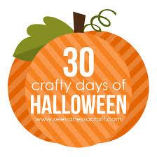 30 crafty days of halloween egg carton spider kid craft see