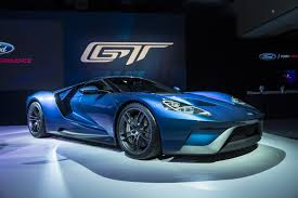 2016 ford gt u0027s annual production limited to 250 units priced