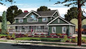 Country Home Plans With Pictures House Plans With Porches House Plans Online Wrap Around Porch