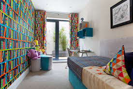 funky colourful children u0027s bedroom in our latest award winning