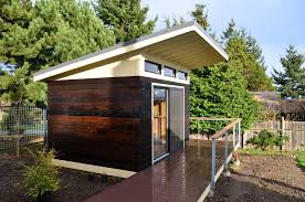 modern garage plans pretty wood shed plans technique seattle modern garage and shed