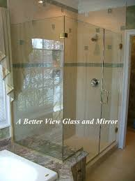 Diy Frameless Shower Doors Custom Framed Frameless Glass Shower Doors