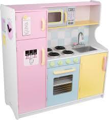 avis cuisine enfant cuisine pour enfant pastel panneaux mdf et moulure en t pvc