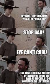 Carl Rick Meme - carl rick eye memes memes pics 2018