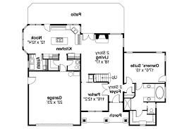 craftsman house plans scarborough 30 530 associated designs