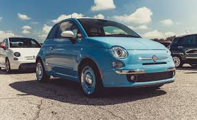 2014 fiat 500 1957 edition first drive u2013 review u2013 car and driver