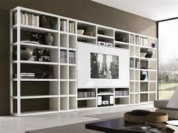 bureau bibliothèque intégré meuble bibliotheque bureau integre 1 meuble tv led syst232me