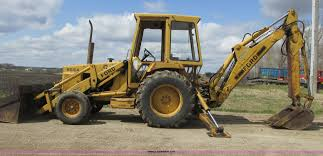 1985 ford 655a backhoe item a8685 sold june 12 construc