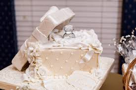 Beautiful Engagement Cake By Supreme Kakes Made To Order Exactly