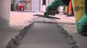 Concrete Floor Repair Cogri Rapid Mender The Ultimate In Concrete Floor Repair Youtube