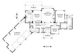floor plans craftsman 122 best house plans images on home plans house floor