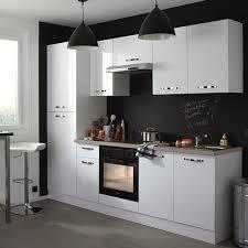 cuisine 3m de cuisine complete avec colonne cuisine equipee americaine moderne