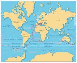 Cape Horn Map Circumnavigation Map U2013 Istvan Kopar Sailor Author Solo