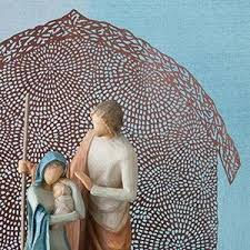 willow tree the holy family figure by susan lordi
