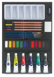 reeves student watercolor sets blick art materials