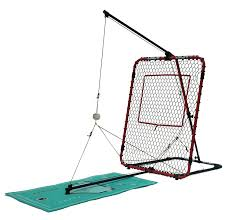 amazon com swingaway mvp hitting trainer baseball batting