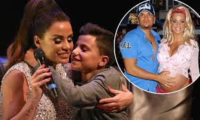 katie price reveals she still loves ex peter andre daily mail online