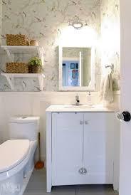 Wallpaper Ideas For Small Bathroom Bathroom Bathroom Powder Room Half Or Hgtv Design Ideas
