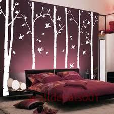 birch tree decor shop birch tree wall decal on wanelo