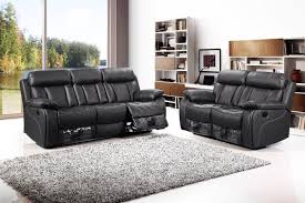 Recliner Sofa Sets Sale by Sofas Center Brown Leather Recliningfa Sets Black With Chairs