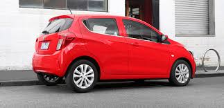 2016 holden spark pricing and specifications 13 990 hatch lands