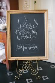 baby shower chalkboard boho baby shower bohemian baby shower ideas 100 layer cakelet