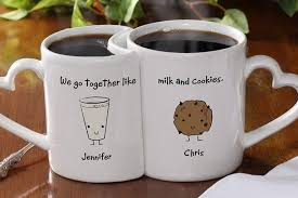 heart shaped mugs that fit together 10 most gifts for s day for
