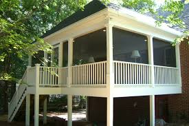 screen porch roof home improvements triad home improvements winston salem home
