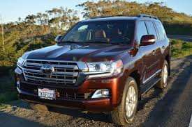 2016 toyota land cruiser review car reviews and news at