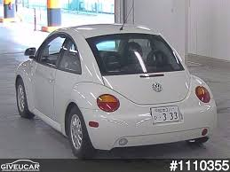 volkswagen japan used volkswagen new beetle from japan car exporter 1110355