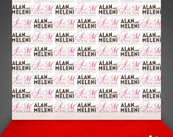 wedding anniversary backdrop wedding photo booth backdrop step and repeat backdrop