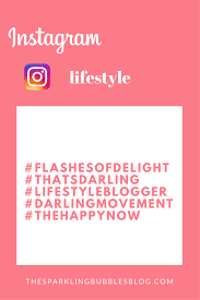 instagram hashtag guide the sparkling bubbles