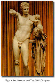 dionysus greek god statue greek mythology archaeological excavations in greece