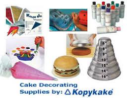 wedding cake decorating supplies cake decorating supplies by kopykake