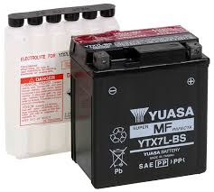 amazon com yuasa yuam327bs ytx7l bs battery automotive