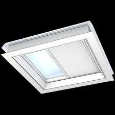 velux awning blind white msg solar powered flat roof various