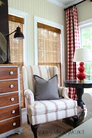 savvy southern style a change of colors in the sunroom