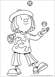 jojo circus coloring pages educational fun kids coloring pages