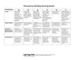 Perfect Essay Format Essay Writing Rubrics Examples Grad Essay Help