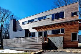 holiday home built with shipping containers