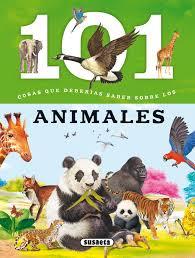 imagenes de animales y cosas editorial susaeta