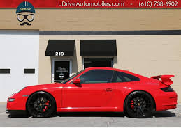 porsche 911 upgrades 2007 porsche 911 997 gt3 6 speed chrono sport seats many upgrades