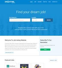 website builder jobs eliving co