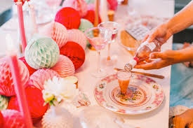 bridal shower theme tea party the party people online magazine