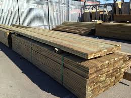 composite landscape timbers decking transform your garden