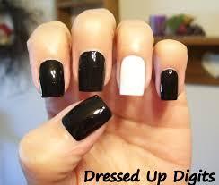 white nail polish dark skin nails art ideas