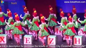 radio city spectacular the rockettes ragdolls live on