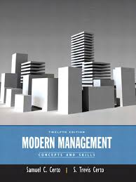 modern management concepts and skills 12th edition leadership